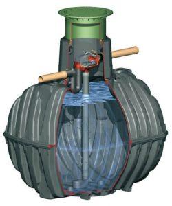 JFC Carat Tank - Integrated Filter