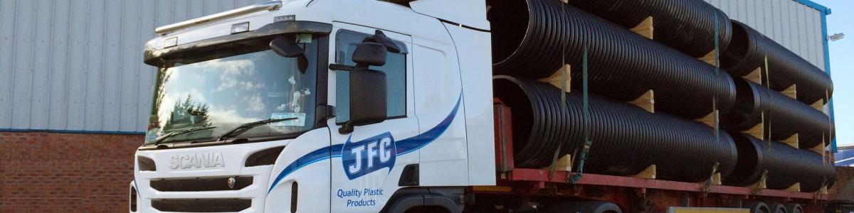JFC Launch Large Diameter CorriPipe™ XL