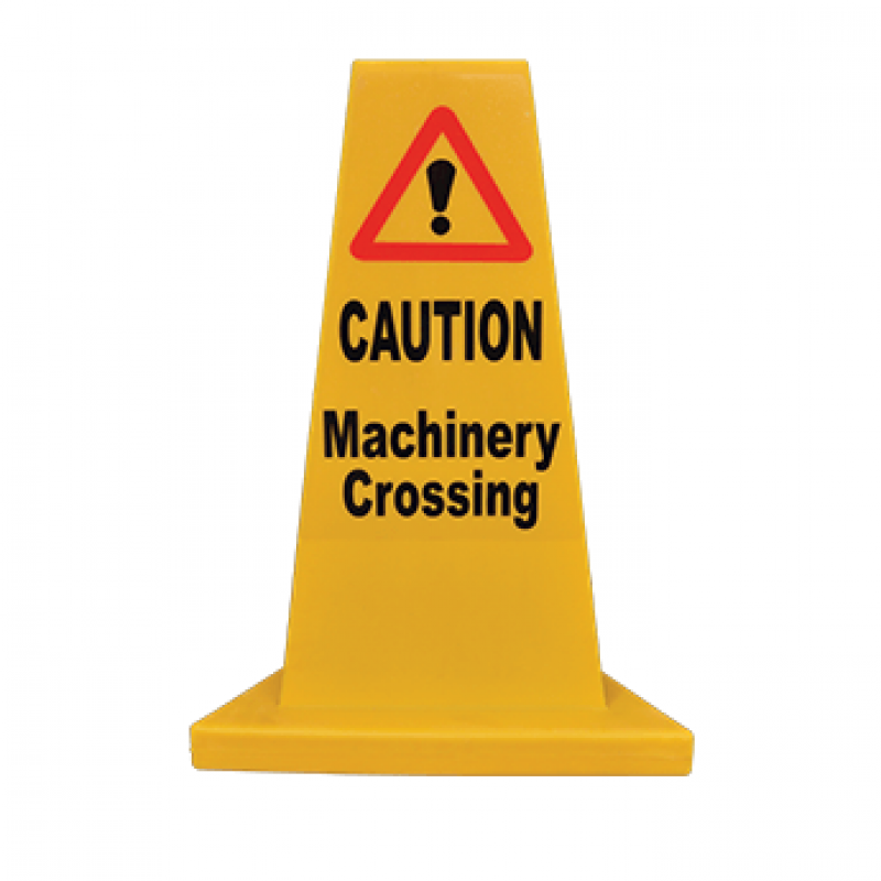 Machinery Crossing